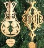 Click this Image to visit the Wood Christmas Ornaments 3D category.